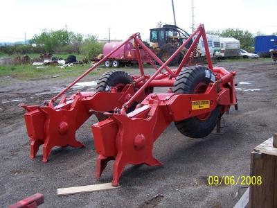 Bracke mechanical scarifier